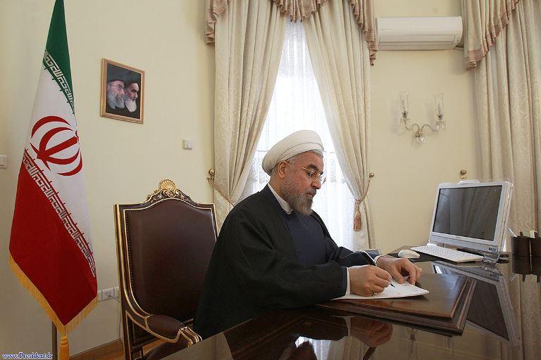 با استناد به اصول 87 و 133 قانون اساسي و پس از راي اعتماد مجلس شوراي اسلامي؛